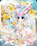 Angel of celestial light