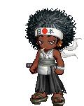 illbazz as Afro Samurai