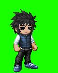 Sasuke Uchiha 1980's avatar