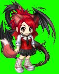 Dark mysterious fox