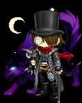 Dark Shadow Blade Wolf