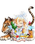 Graceful Tiger