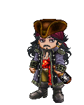 Pirate Jackie Sparrow