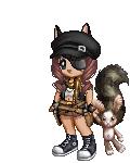 Foxy Miss Raven