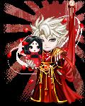 Bluenekofox