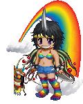 rainbow rachael