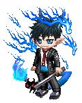 Blue Flamed Exorcist