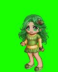 green sexy fairie