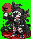 flameing vampire knight