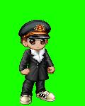 black suited worrier's avatar
