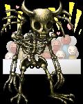 A Talking Demon Skeleton