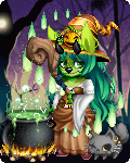 Sophie the Swamp Witch