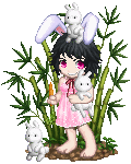 Rabbit of Happiness Tewi