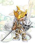 Zalrae the Golden Knight