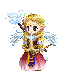 Hylian Goddess Zelda