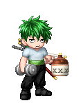 Piratehunter roranoa zoro's avatar