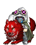 red wolftail