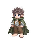 Ring-bearer_Frodo Baggins