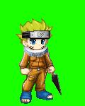Naruto Uzumaki-Leaf Ninja