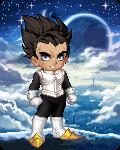 Young Prince Vegeta