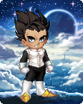 Young Prince Vegeta 's avatar