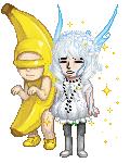 omg a banana