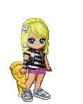Mighty blue pop-star's avatar