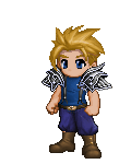 Cloud Strife The Awesome