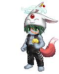 Demonic emo ninja