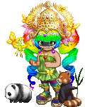 green rainbow music