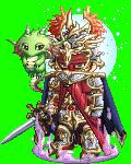 saxxon the red dragoon