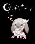 Moon Bunny Girl