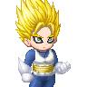 vegeta and chibi's avatar