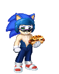 True Blue Hero Sonic