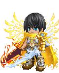 The Silver Warrior Kazuya