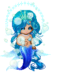 Memphis the Aqua Mermaid