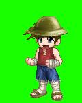 Monkey D Luffy 2007