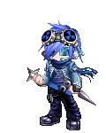 Blue Emo Hero