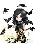 Goth depression girl