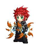 Axel Firey Heart