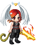 Fire Lion Goddess Guardi