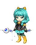 GS Sailor Turquoise