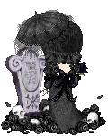 fearless black rose