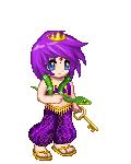 Purple Teenage Fairy