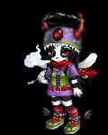 Devils Porcelain Doll