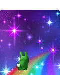 A Small Green Bunny