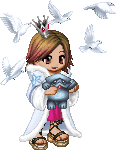 mostly happy girl's avatar