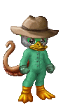 Agnt- Perry The Platypus
