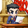 Lawyer Phoenix Wright's avatar