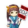 HARUHI SUZAMlYA 's avatar